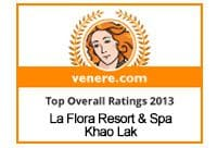 venere.com - Top Overall Ratings 2013